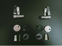 Quick Release Stainless Steel Soft Close Hinge